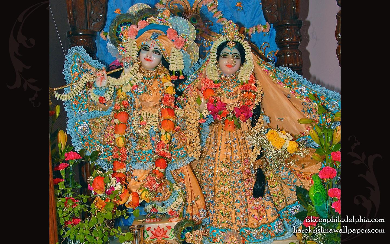 Sri Sri Radha Krishna Wallpaper (002) Size 1440x900 Download