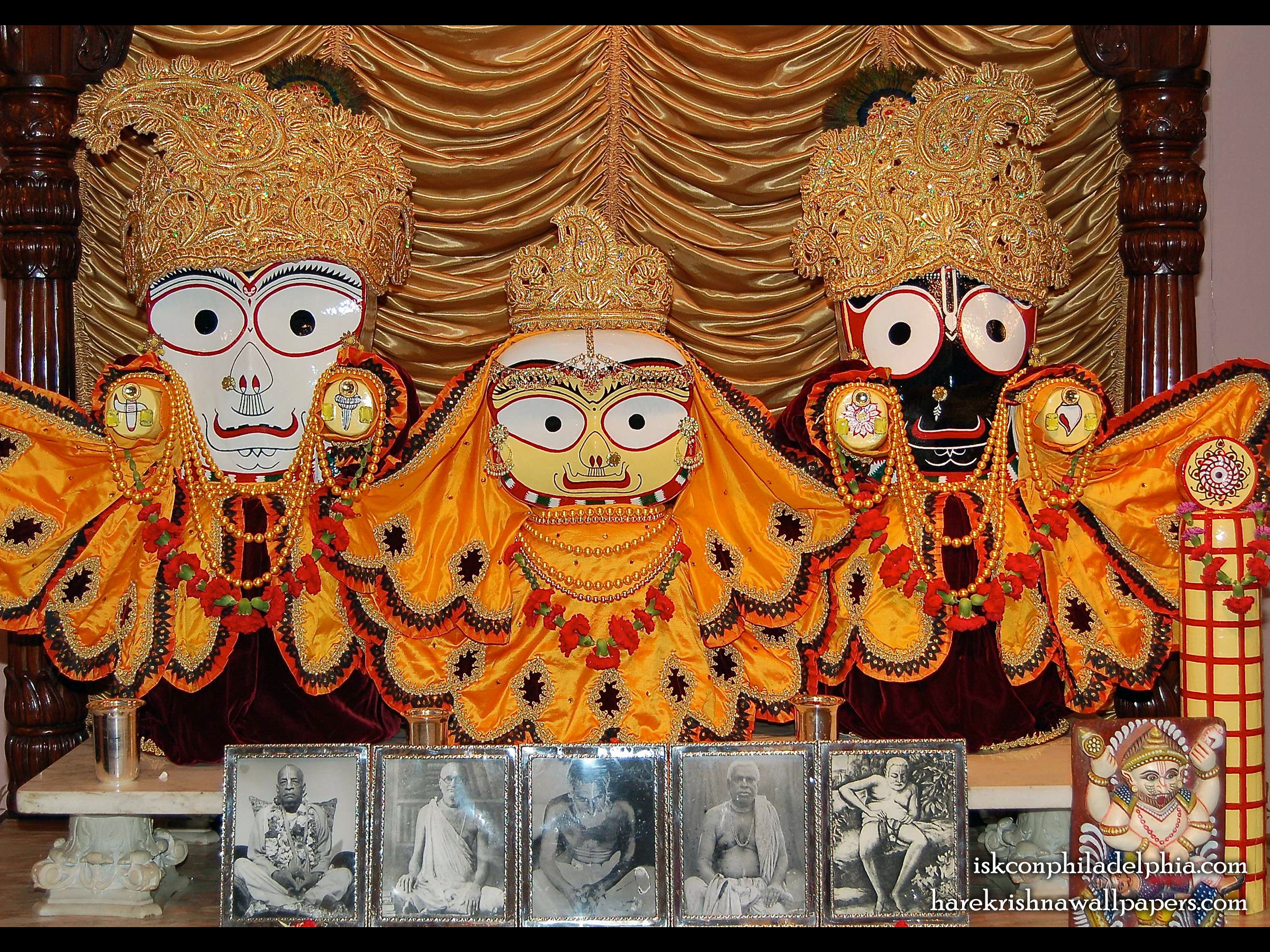Jagannath Baladeva Subhadra Wallpaper (003) Size 2400x1800 Download