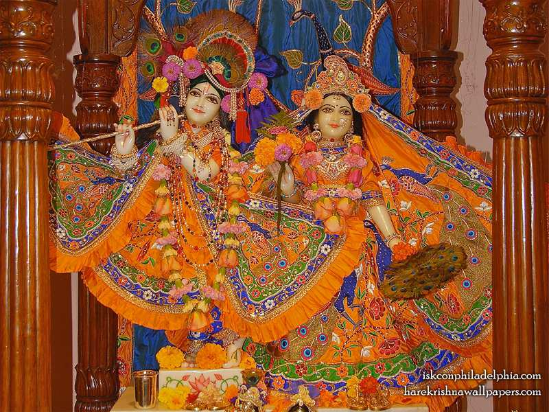 Sri Sri Radha Krishna Wallpaper (003)