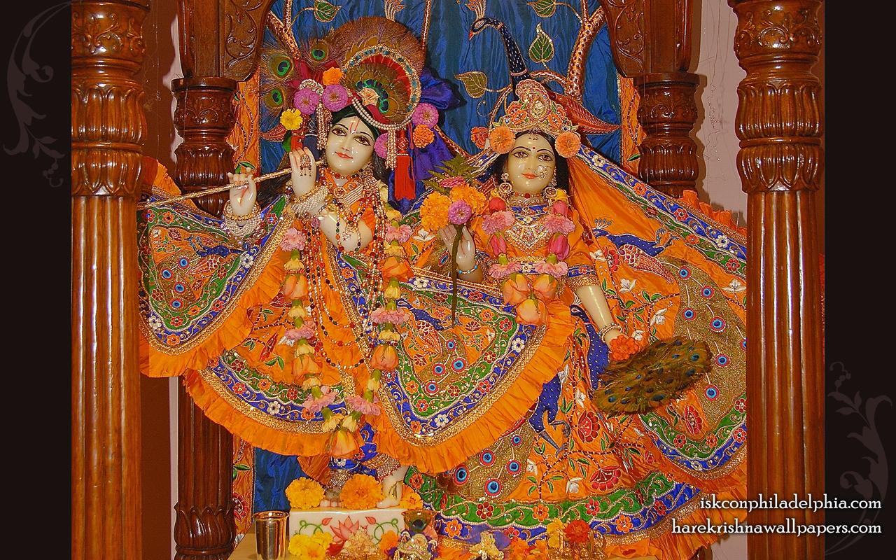 Sri Sri Radha Krishna Wallpaper (003) Size 1280x800 Download