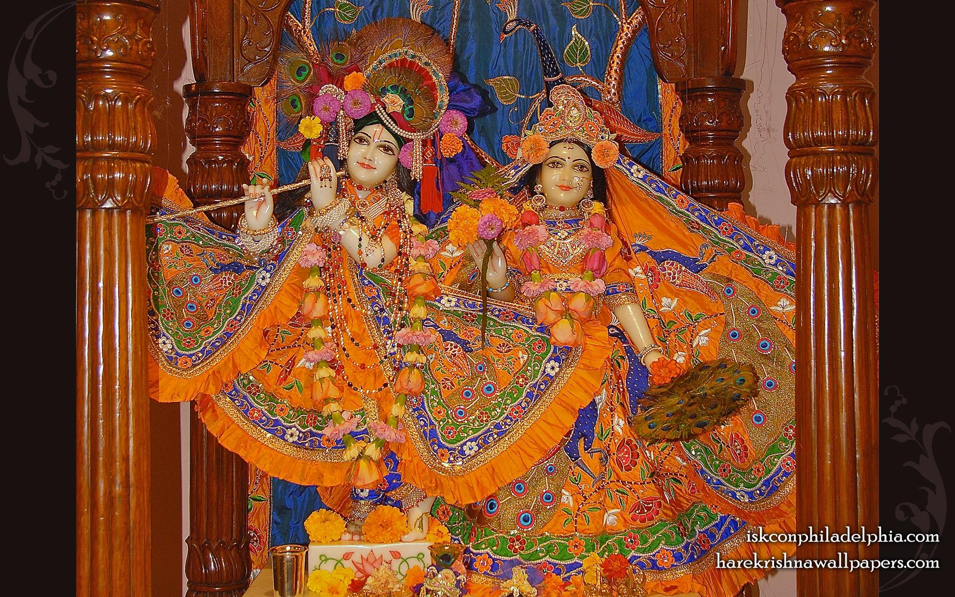 Sri Sri Radha Krishna Wallpaper (003) Size 1920x1200 Download