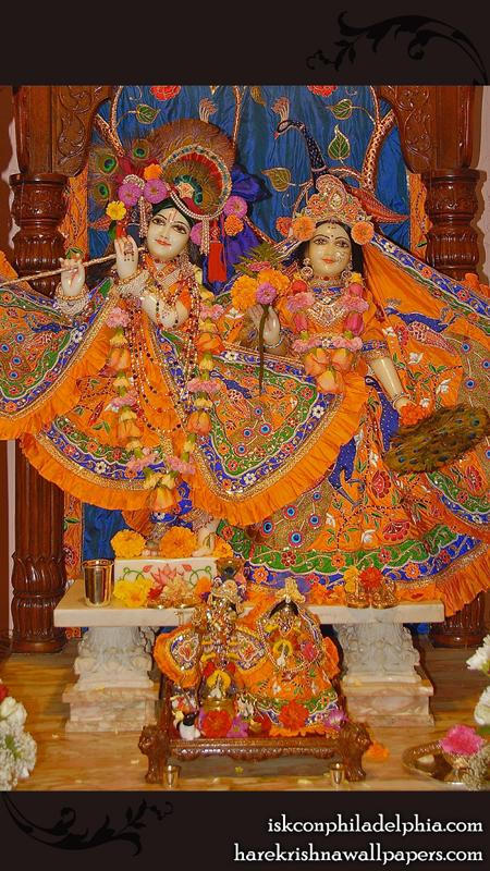 Sri Sri Radha Krishna Wallpaper (003) Size 450x800 Download