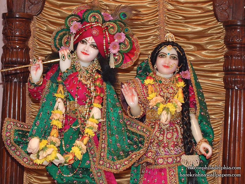 Sri Sri Radha Krishna Close up Wallpaper (003) Size 1024x768 Download