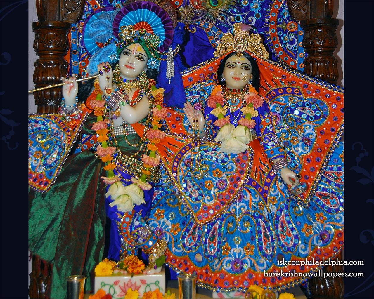 Sri Sri Radha Krishna Wallpaper (004) Size 1280x1024 Download