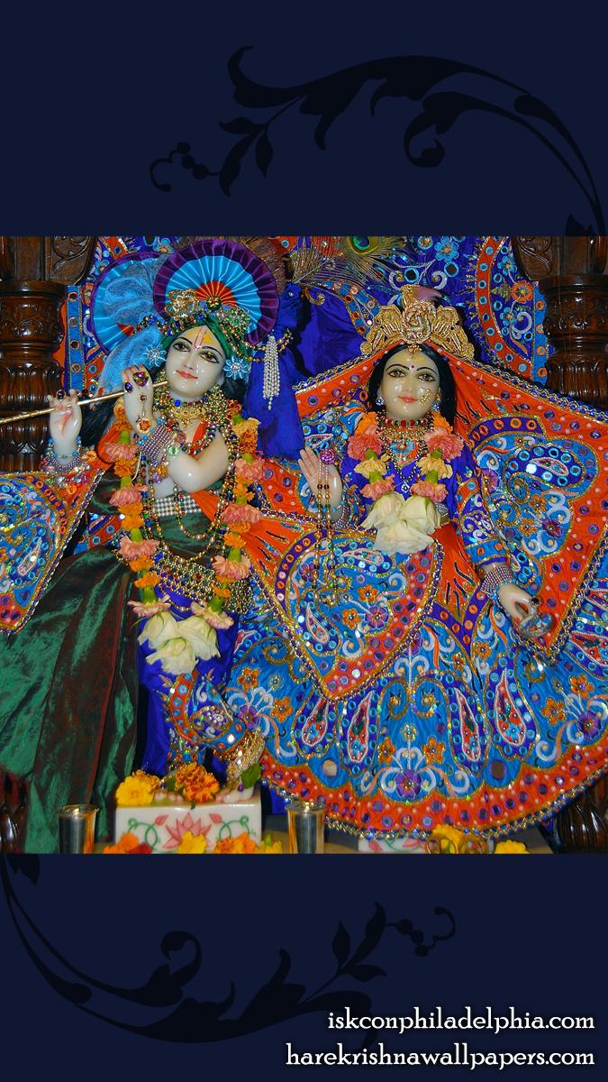 Sri Sri Radha Krishna Wallpaper (004) Size 675x1200 Download