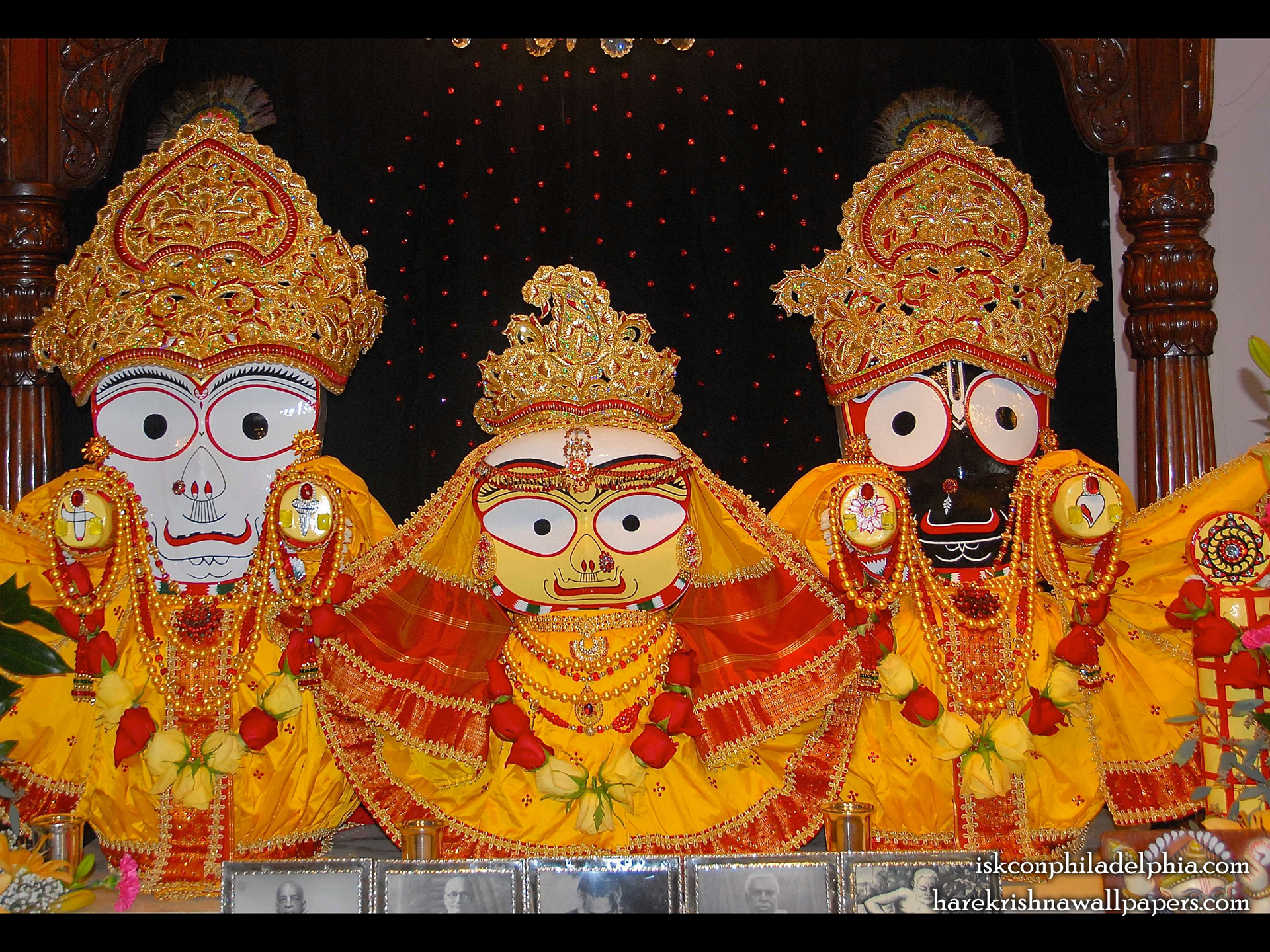 Jagannath Baladeva Subhadra Wallpaper (005) Size 1920x1440 Download