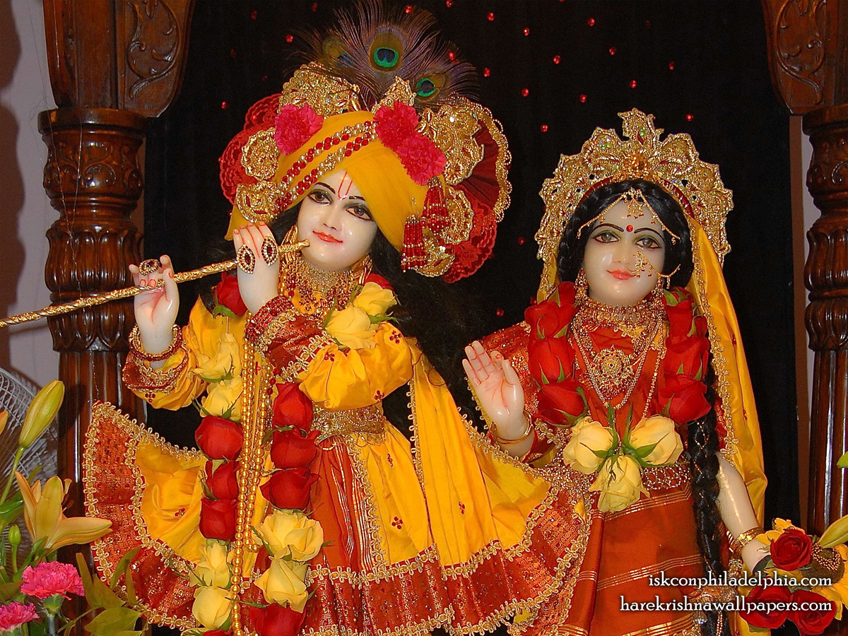 Sri Sri Radha Krishna Close up Wallpaper (005) Size 1200x900 Download