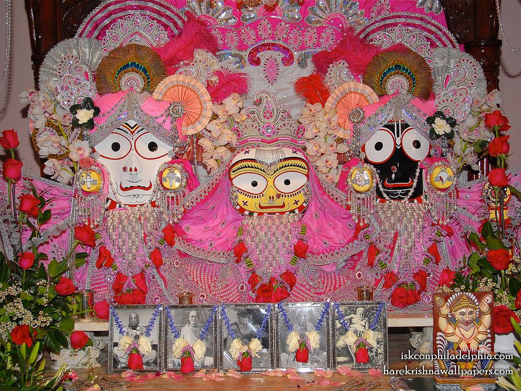 Jagannath Baladeva Subhadra Wallpaper (006) Size 1024x768 Download
