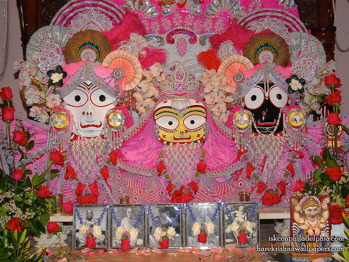Jagannath Baladeva Subhadra Wallpaper (006) Size 1152x864 Download