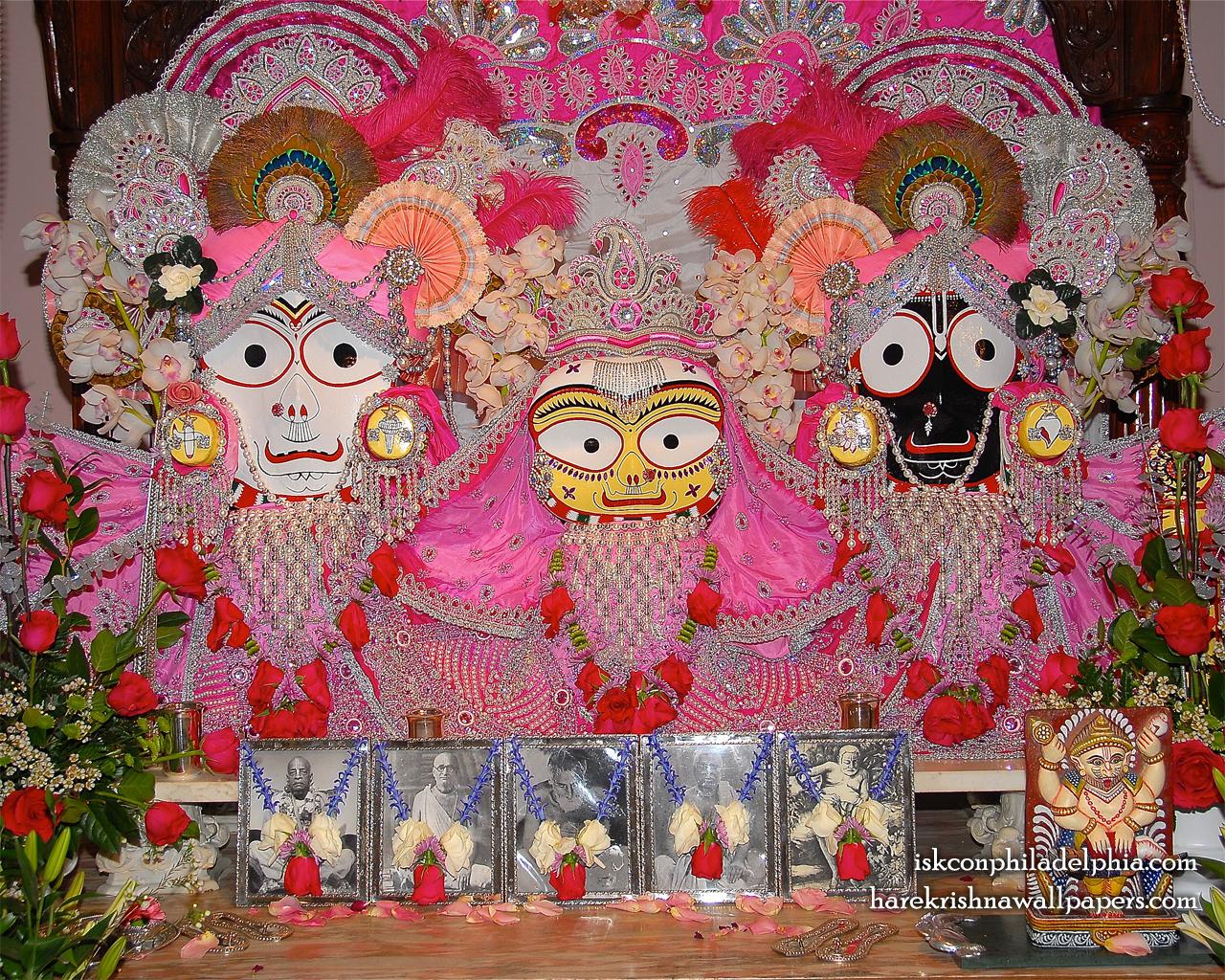 Jagannath Baladeva Subhadra Wallpaper (006) Size 1280x1024 Download