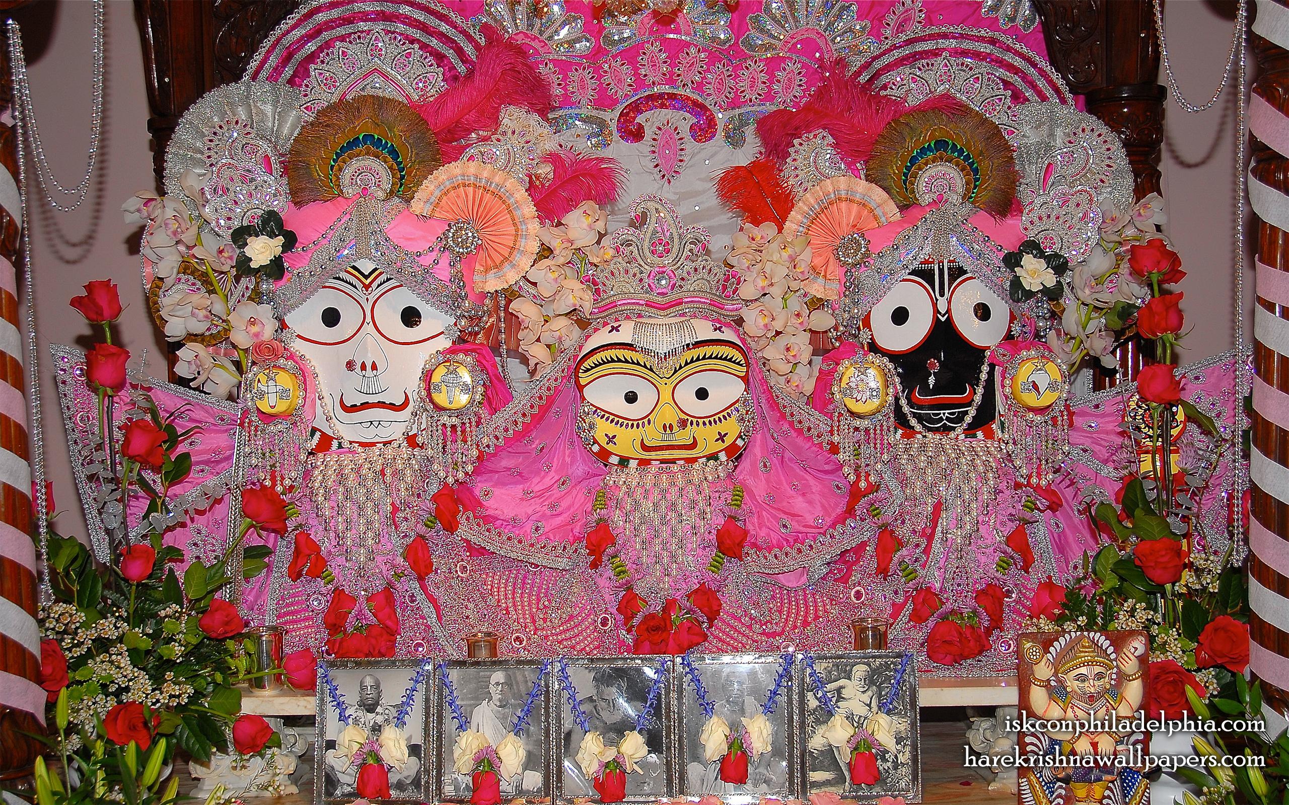 Jagannath Baladeva Subhadra Wallpaper (006) Size 2560x1600 Download