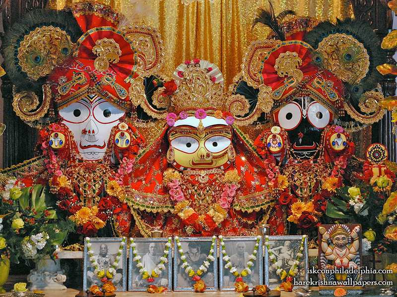 Jagannath Baladeva Subhadra Wallpaper (007)