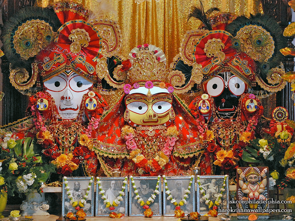 Jagannath Baladeva Subhadra Wallpaper (007) Size 1152x864 Download