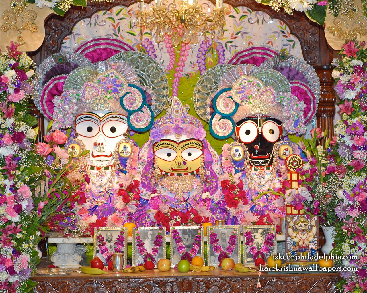 Jagannath Baladeva Subhadra Wallpaper (008) Size 1280x1024 Download