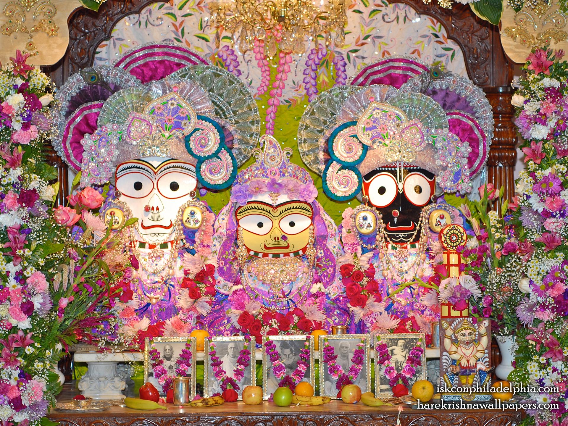 Jagannath Baladeva Subhadra Wallpaper (008) Size 1920x1440 Download