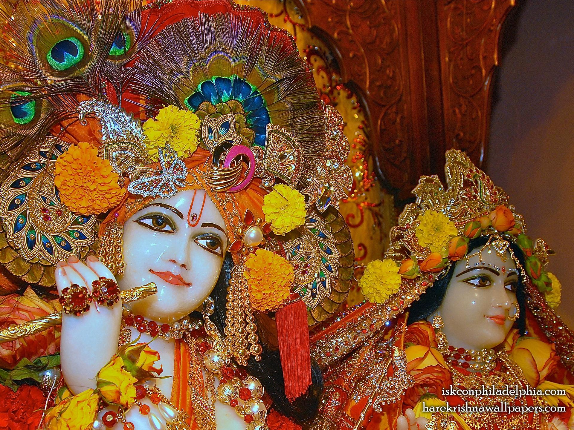 Sri Sri Radha Krishna Close up Wallpaper (008) Size 1920x1440 Download