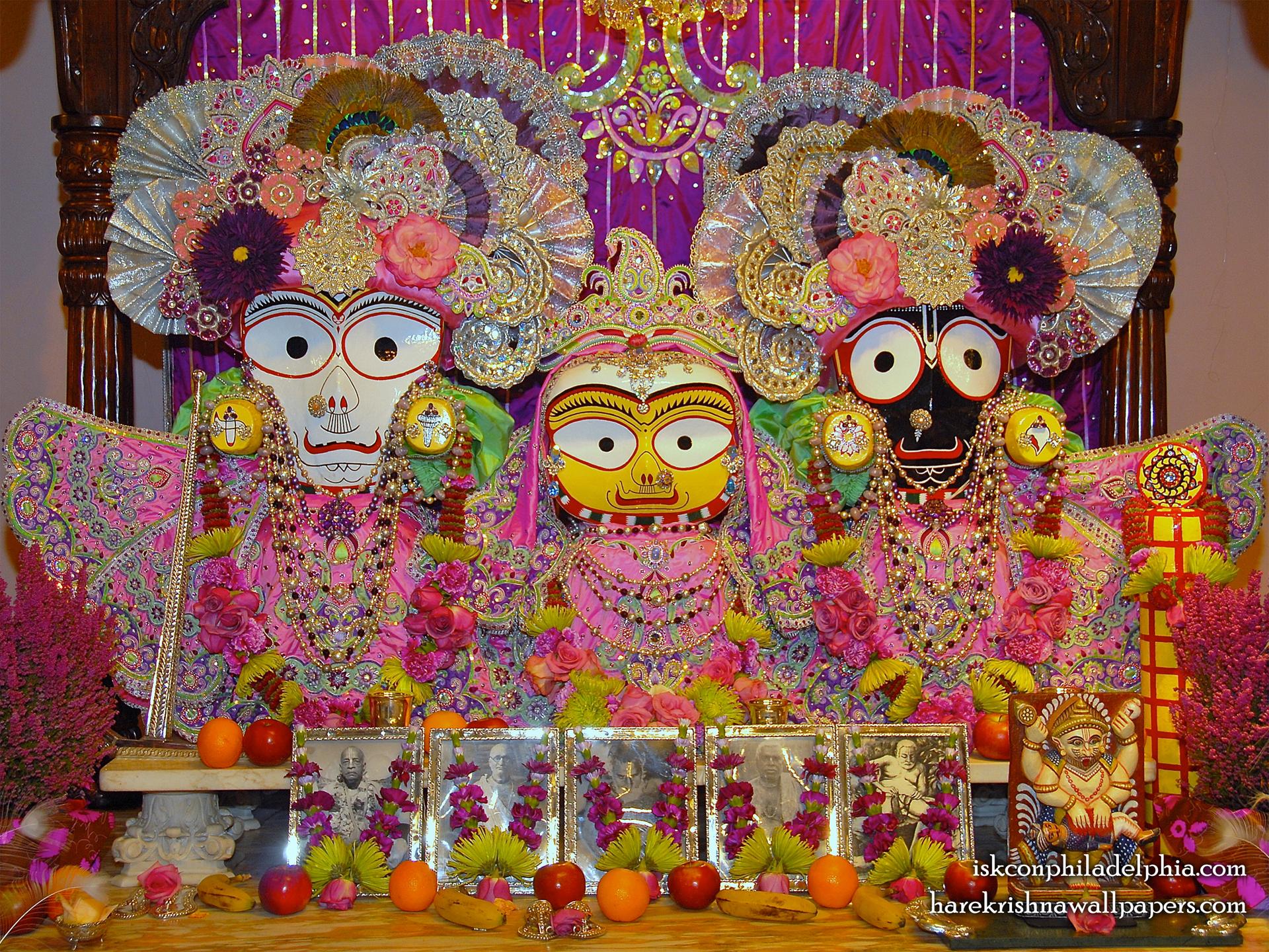 Jagannath Baladeva Subhadra Wallpaper (009) Size 1920x1440 Download