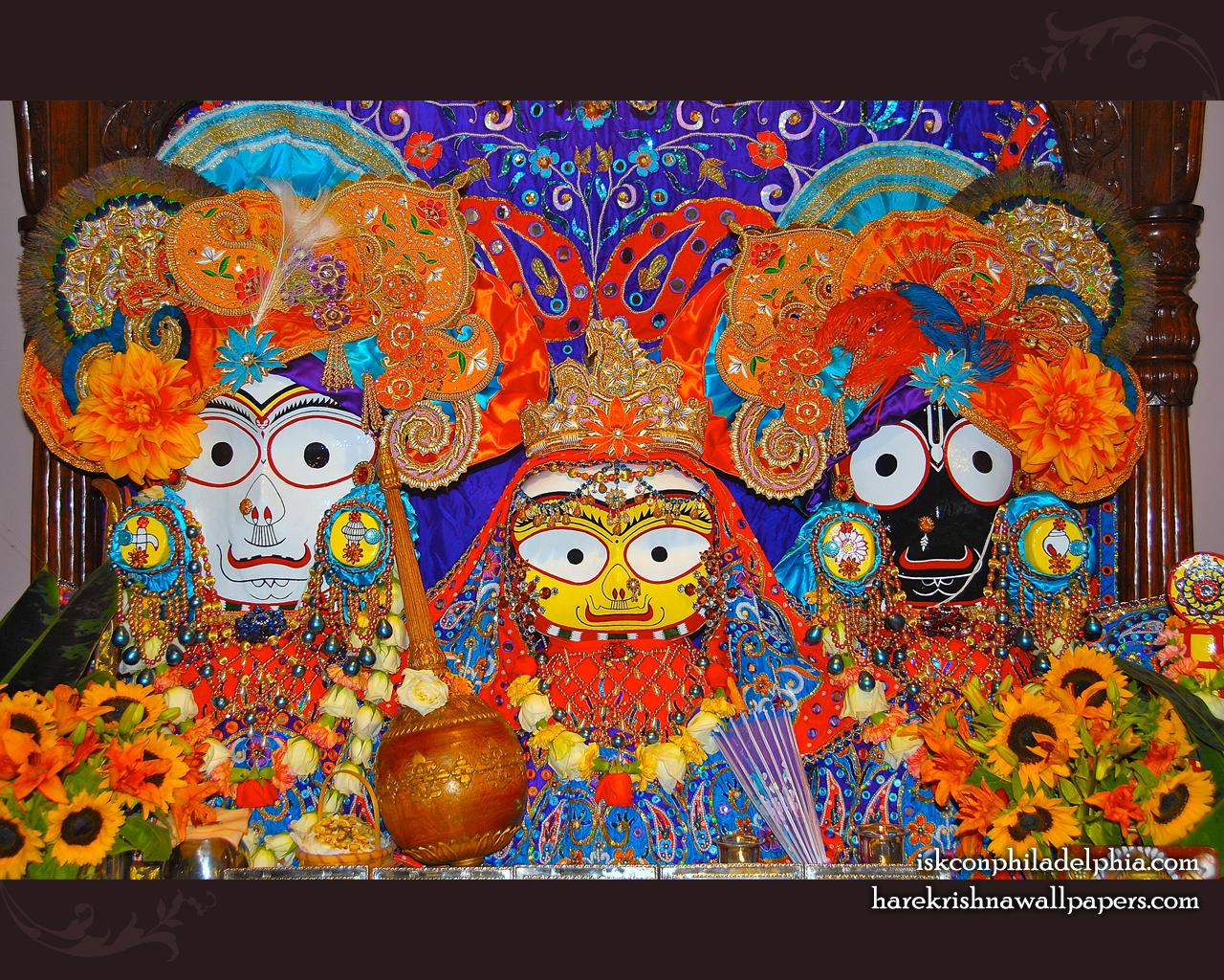 Jagannath Baladeva Subhadra Wallpaper (010) Size 1280x1024 Download