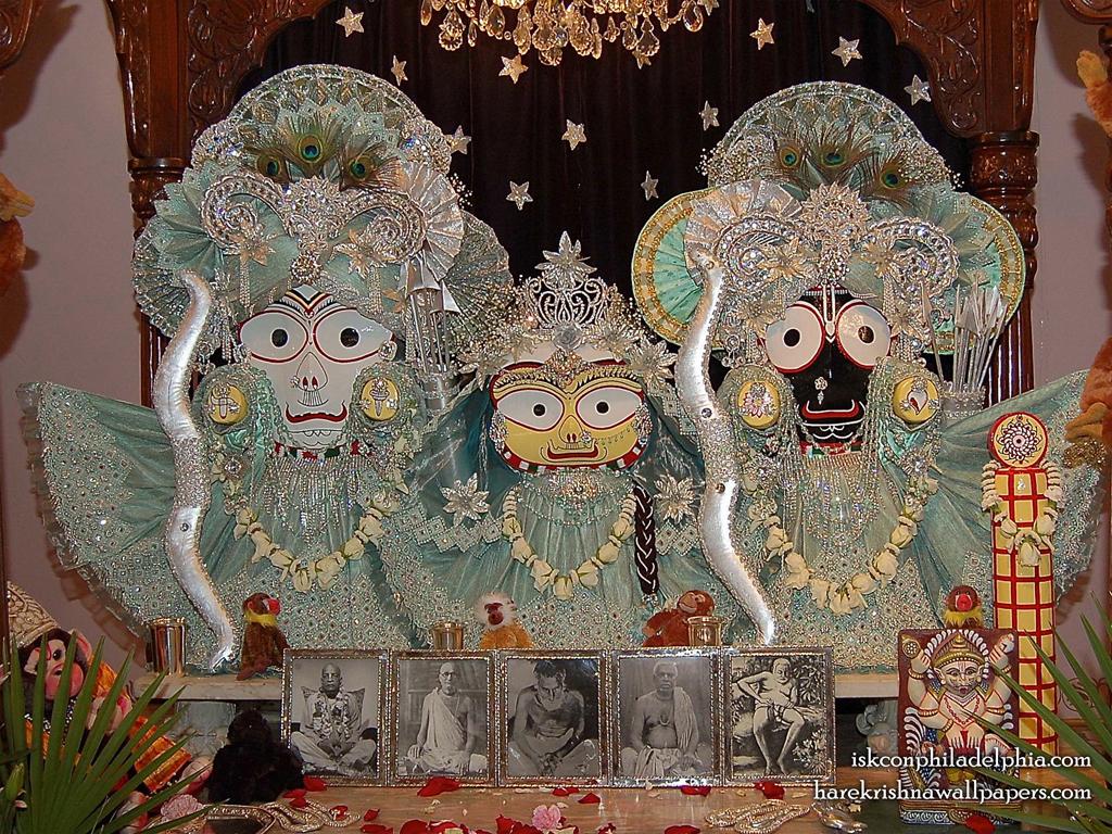 Jagannath Baladeva Subhadra Wallpaper (011) Size 1024x768 Download
