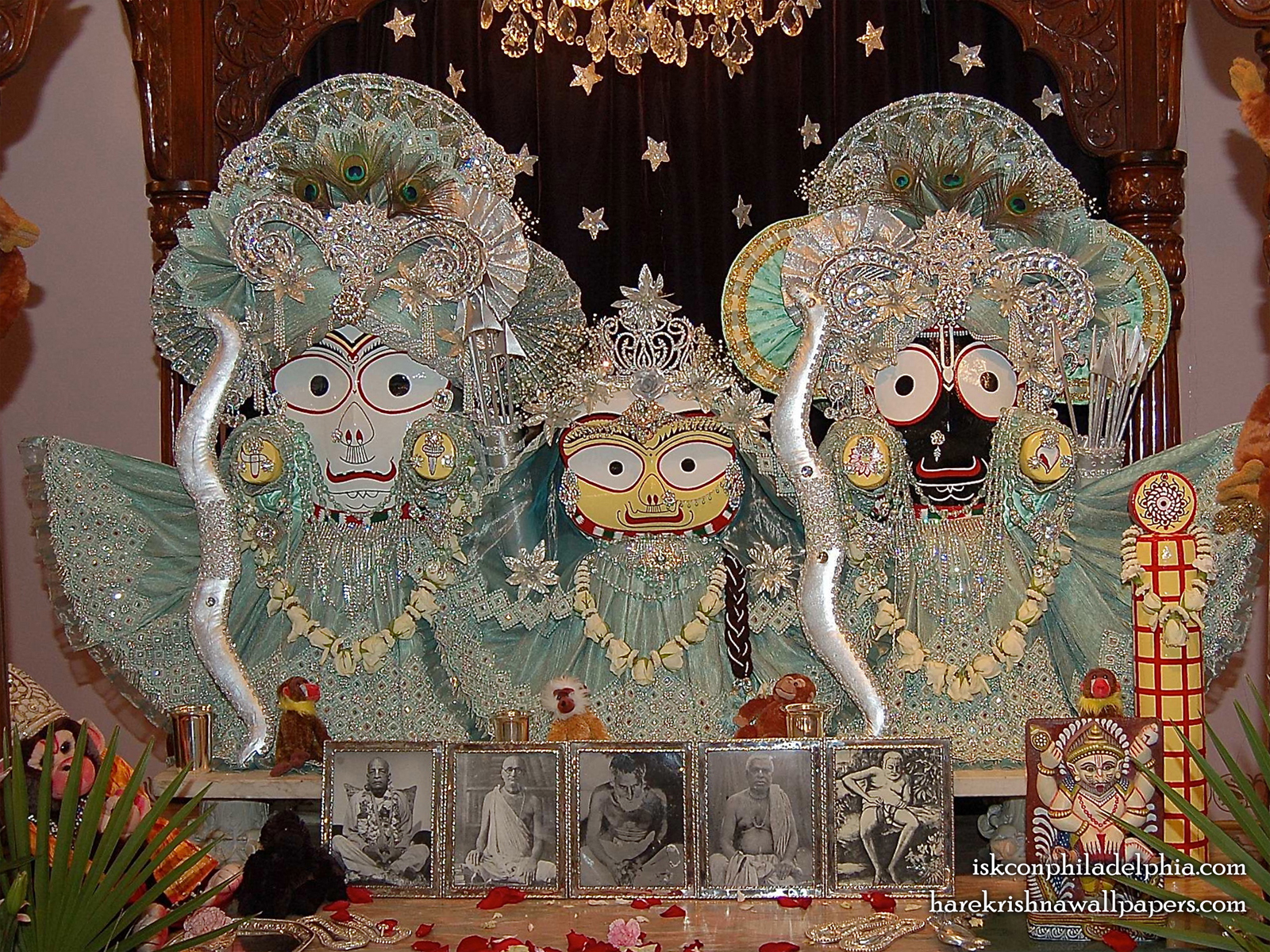 Jagannath Baladeva Subhadra Wallpaper (011) Size1600x1200 Download
