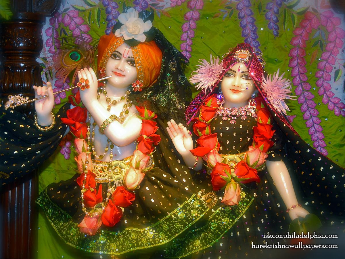 Sri Sri Radha Krishna Close up Wallpaper (012) Size 1200x900 Download