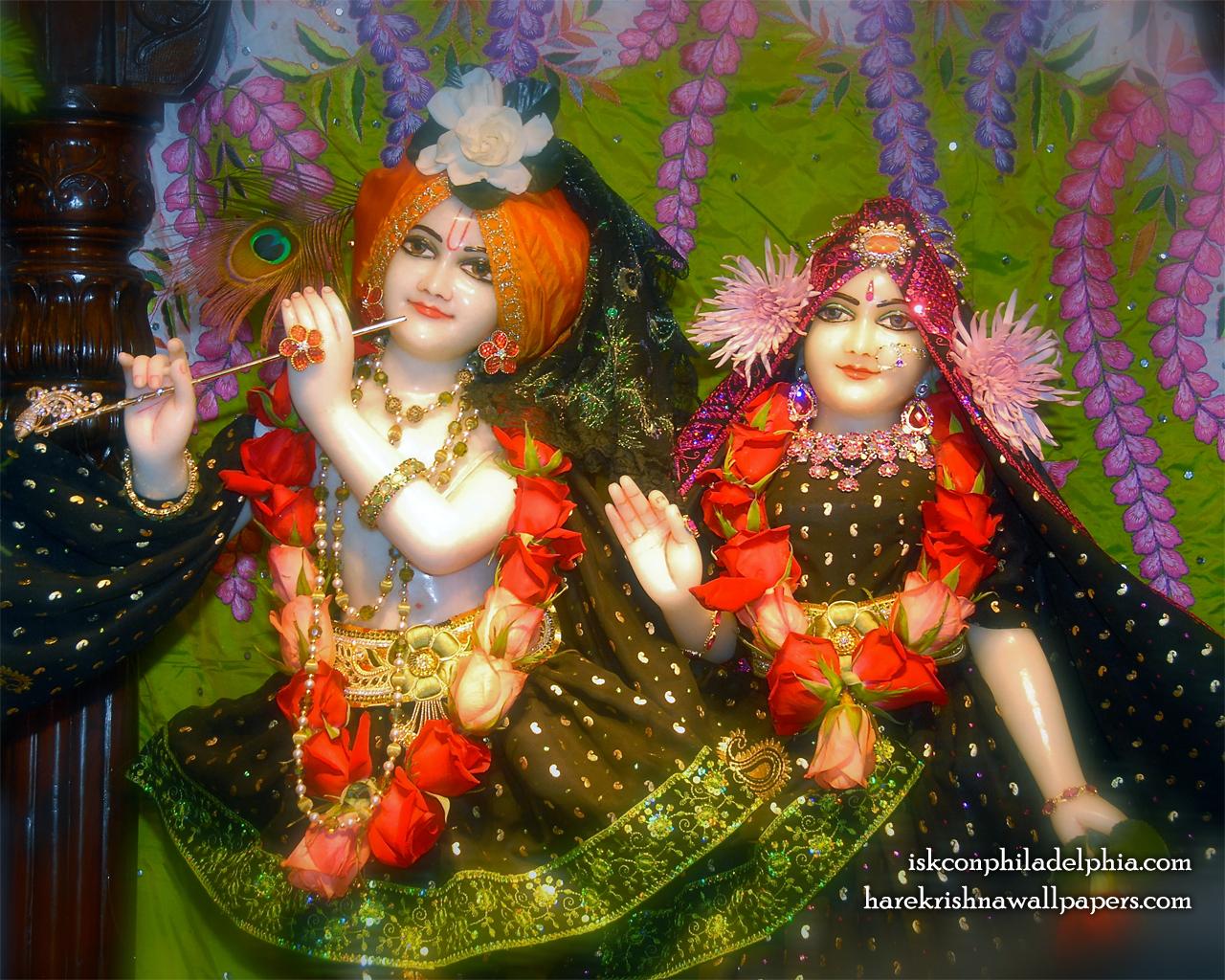 Sri Sri Radha Krishna Close up Wallpaper (012) Size 1280x1024 Download