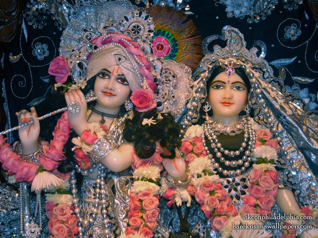 Sri Sri Radha Krishna Close up Wallpaper (013) Size 1024x768 Download