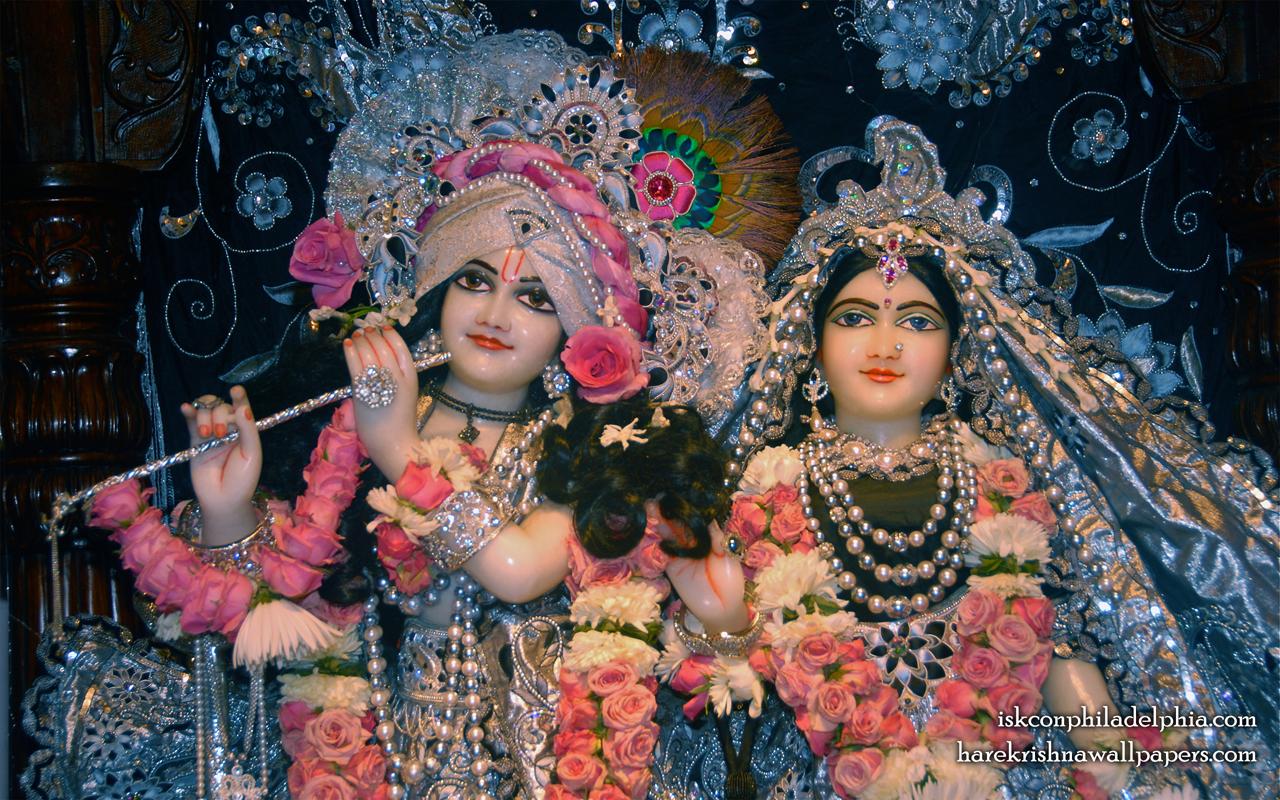 Sri Sri Radha Krishna Close up Wallpaper (013) Size 1280x800 Download
