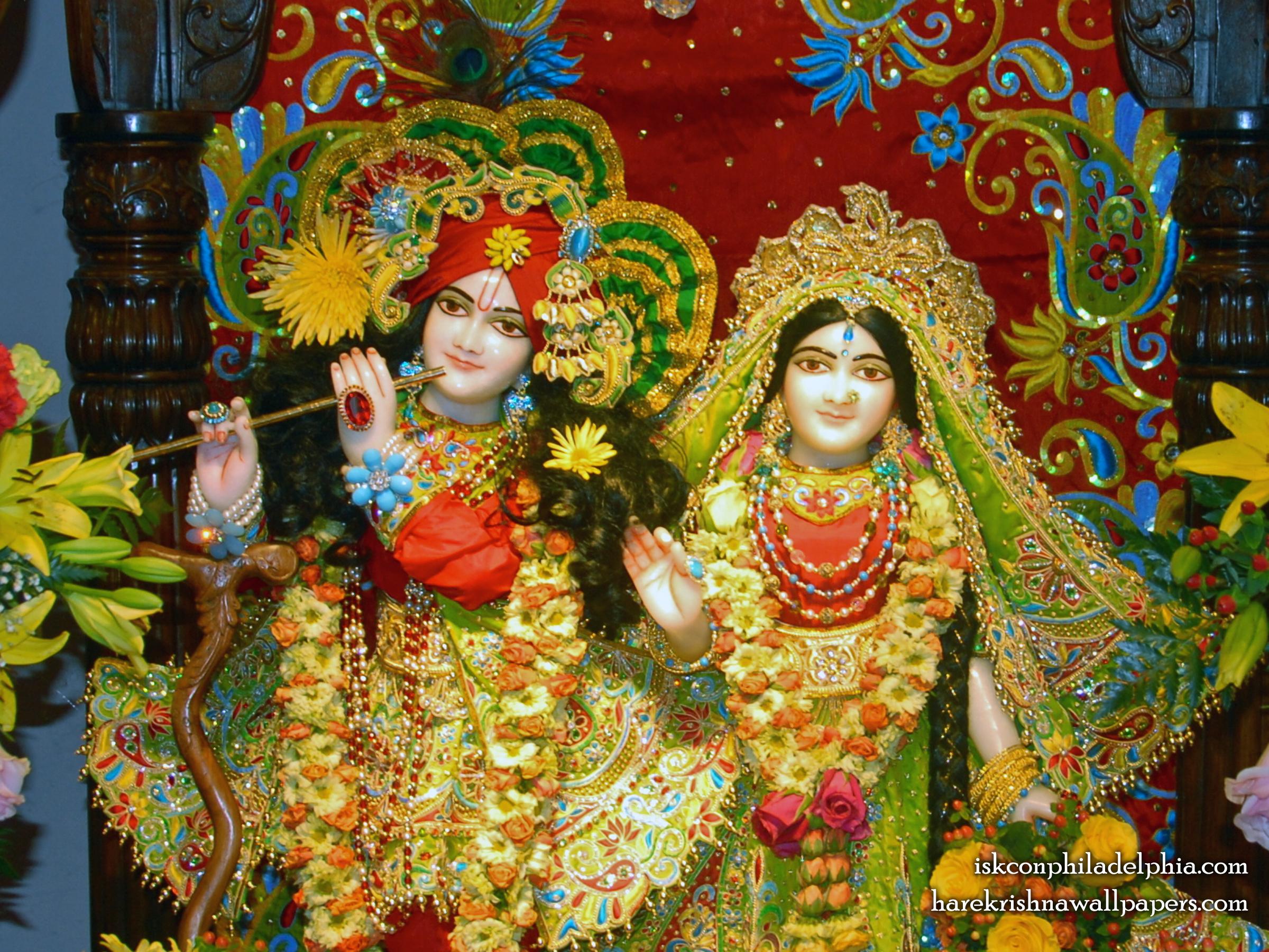 Sri Sri Radha Krishna Close up Wallpaper (014) Size 2400x1800 Download
