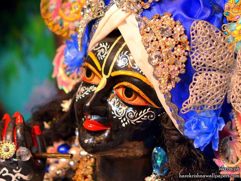 Sri Madhava Close up Wallpaper (001)