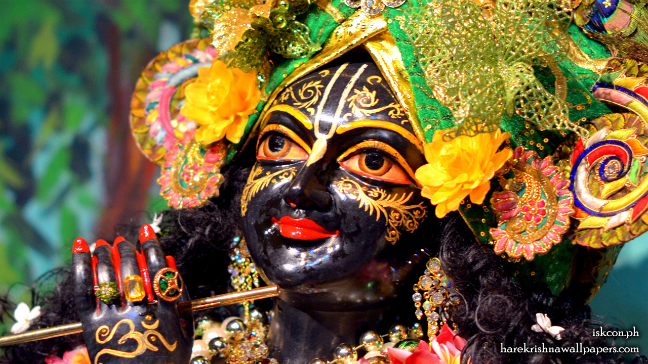 Sri Madhava Close up Wallpaper (002) Size 1280x720 Download