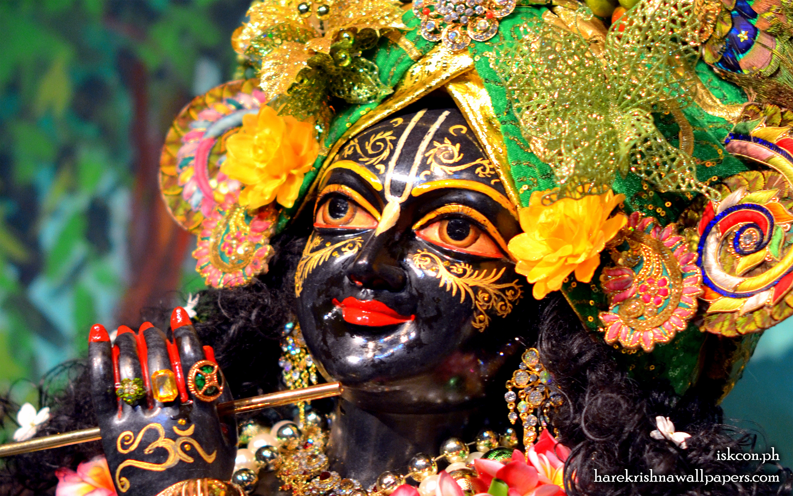 Sri Madhava Close up Wallpaper (002) Size 2560x1600 Download