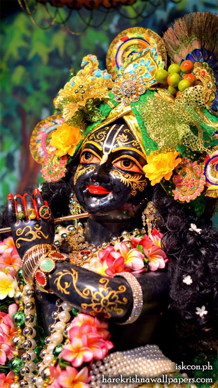 Sri Madhava Close up Wallpaper (002) Size 450x800 Download