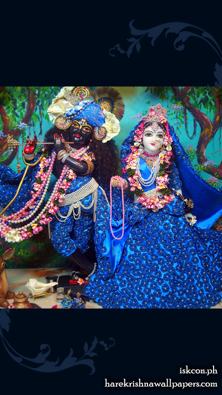 Sri Sri Radha Madhava Wallpaper (007) Size 450x800 Download