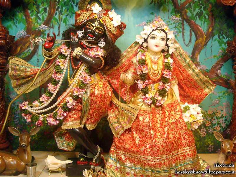 Sri Sri Radha Madhava Wallpaper (012)