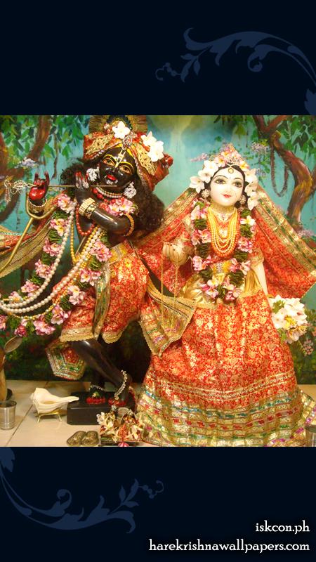 Sri Sri Radha Madhava Wallpaper (012) Size 450x800 Download