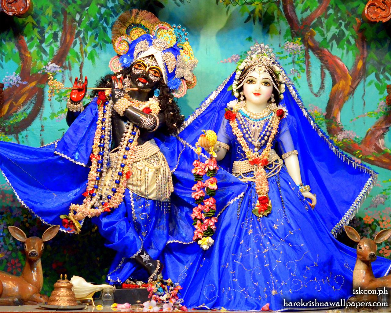 Sri Sri Radha Madhava Wallpaper (016) Size 1280x1024 Download