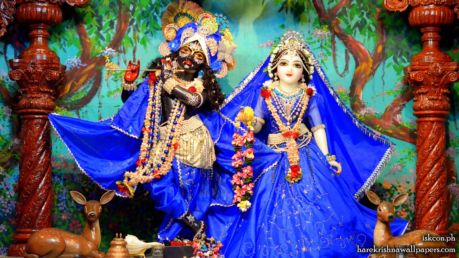 Sri Sri Radha Madhava Wallpaper (016) Size 1600x900 Download