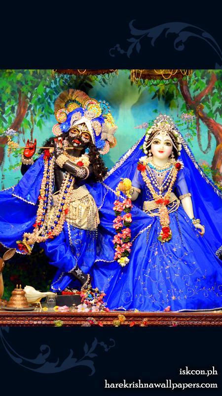 Sri Sri Radha Madhava Wallpaper (016) Size 450x800 Download