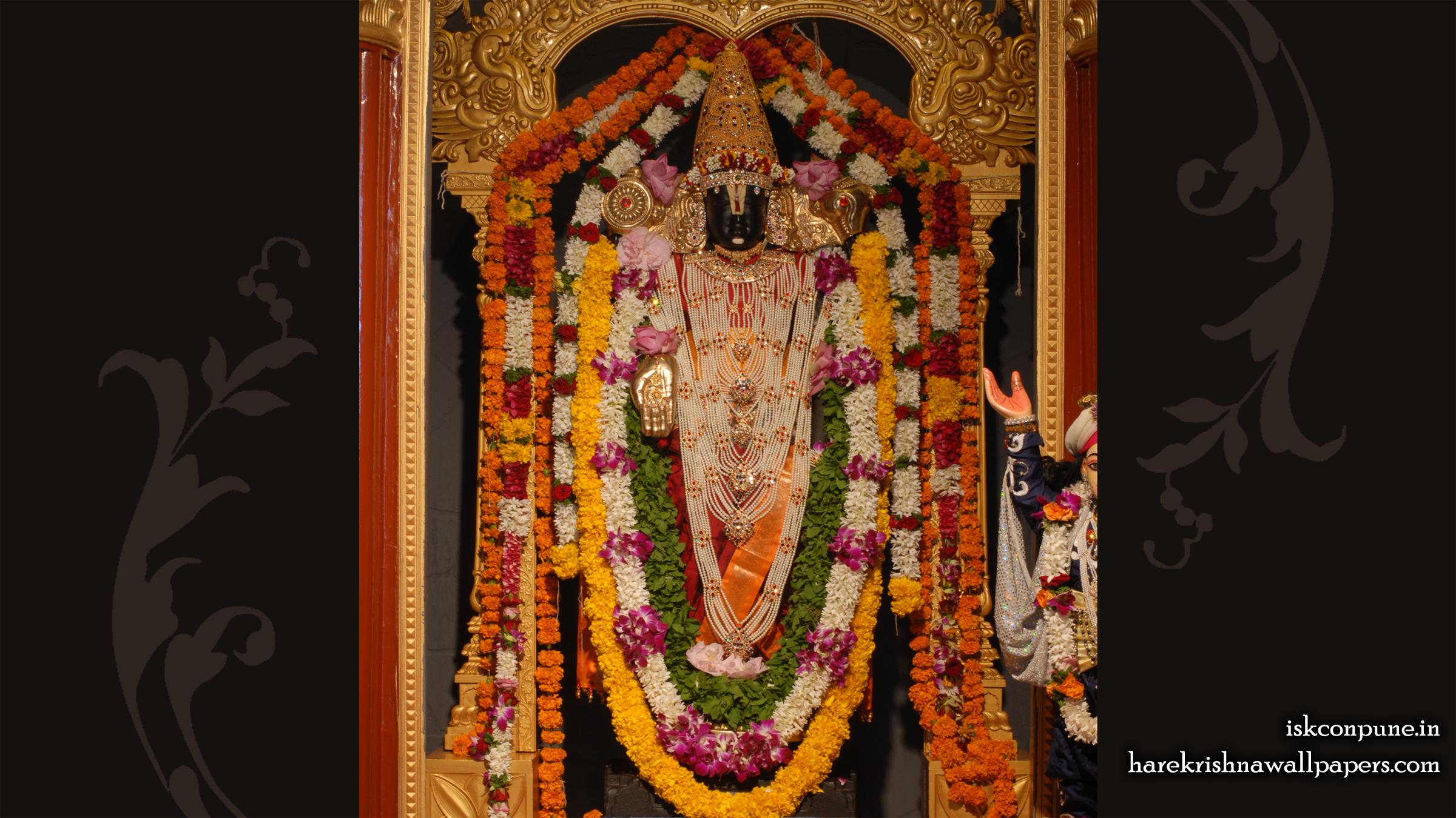 Sri Balaji Wallpaper (001) Size 2400x1350 Download