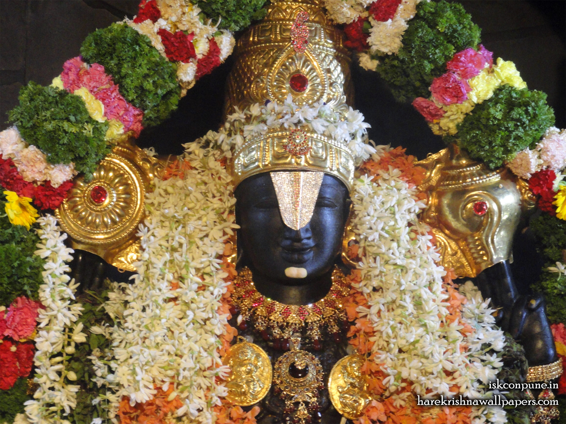Sri Balaji Close up Wallpaper (001) Size 1152x864 Download