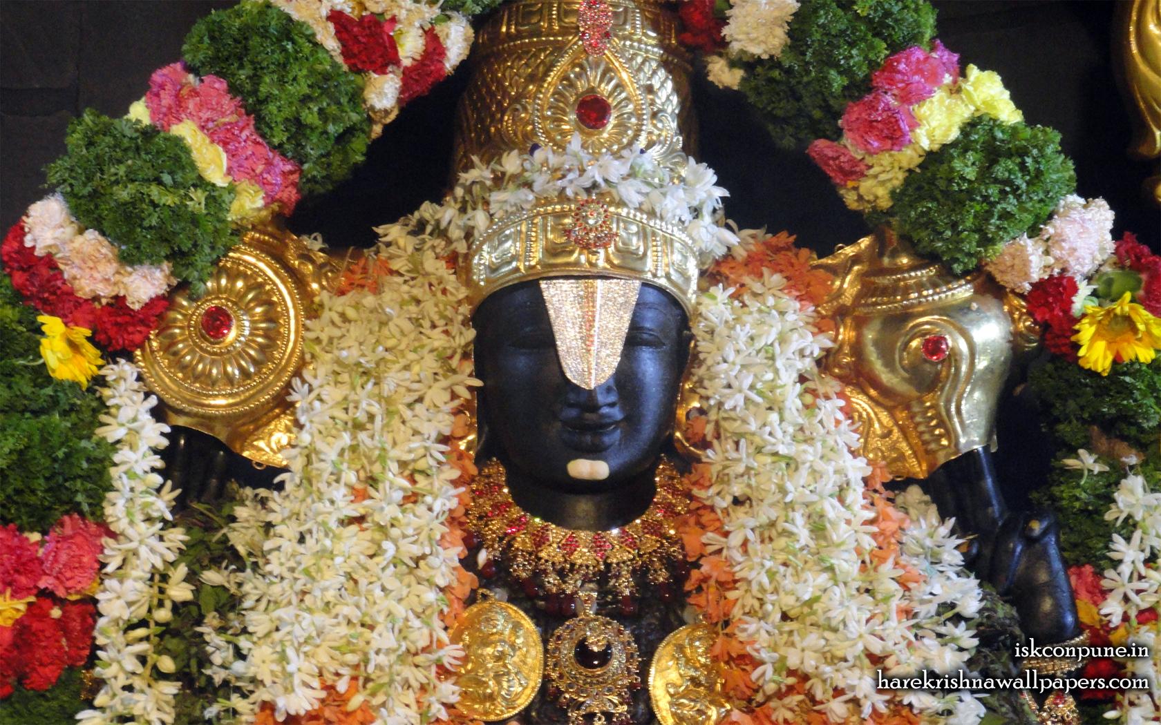 Sri Balaji Close up Wallpaper (001) Size 1680x1050 Download