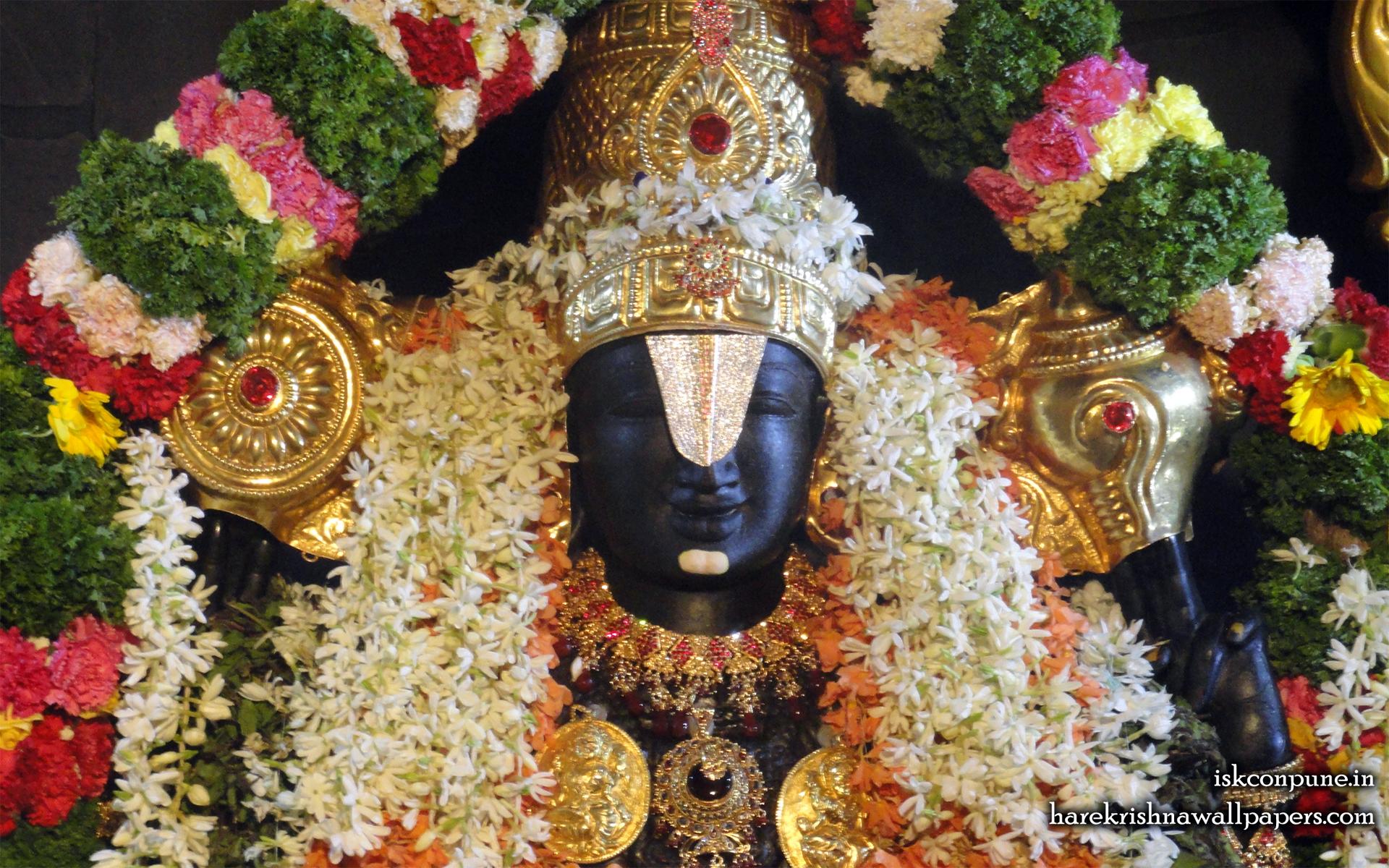 Sri Balaji Close up Wallpaper (001) Size 1920x1200 Download