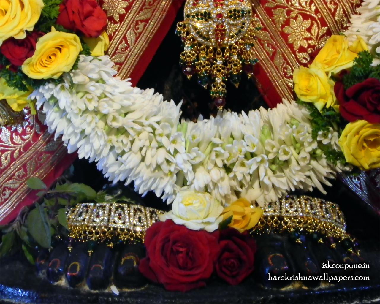 Sri Balaji Feet Wallpaper (001) Size 1280x1024 Download