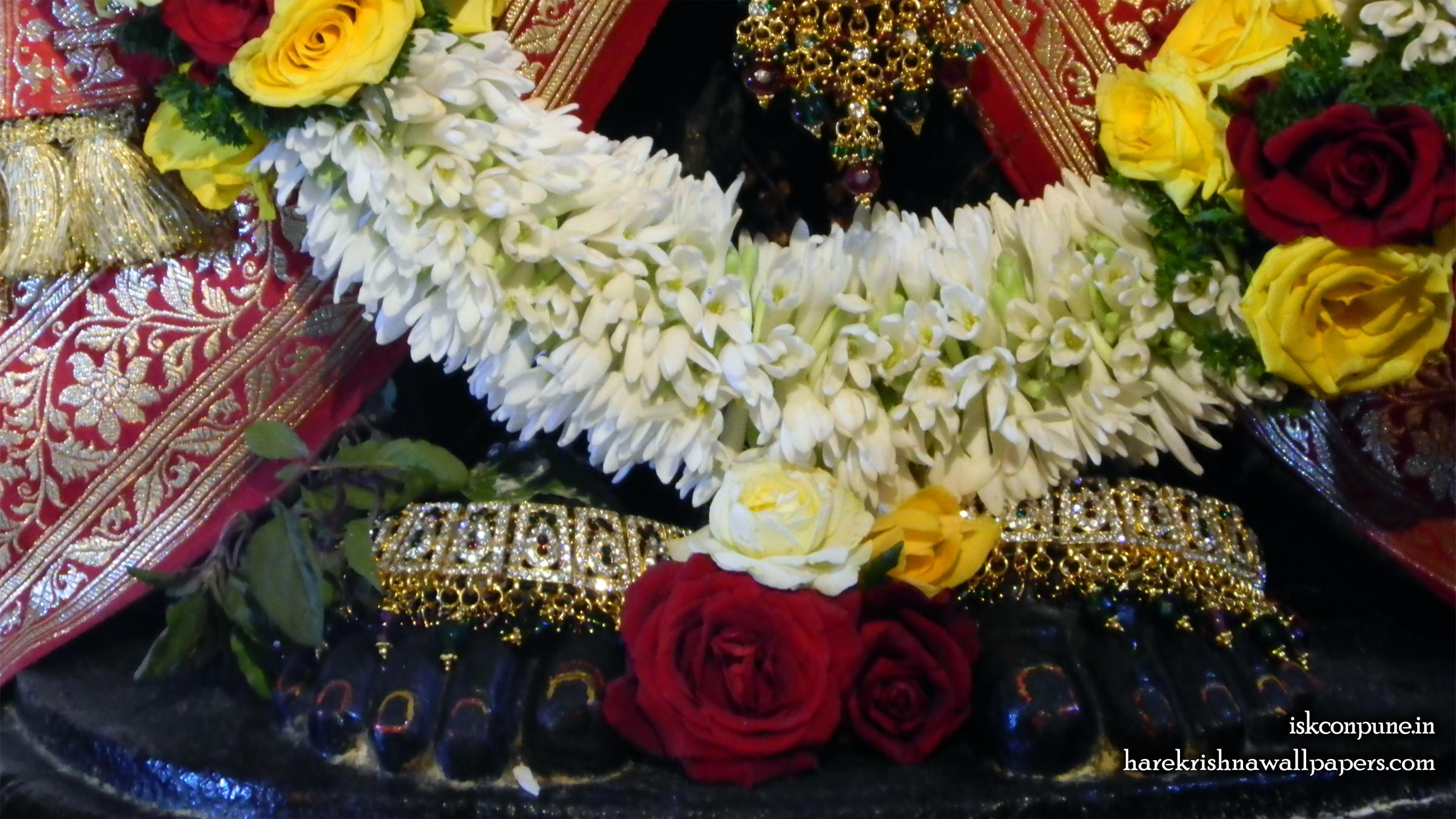 Sri Balaji Feet Wallpaper (001) Size 2400x1350 Download