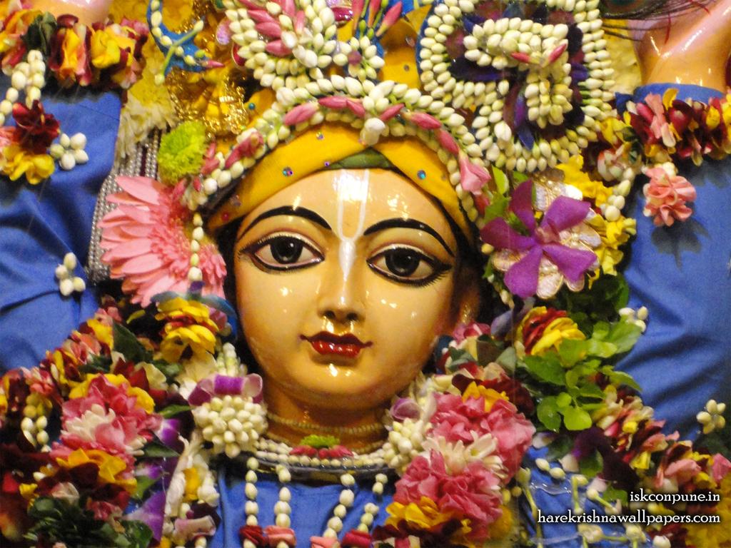Sri Gaura Close up Wallpaper (001) Size 1024x768 Download