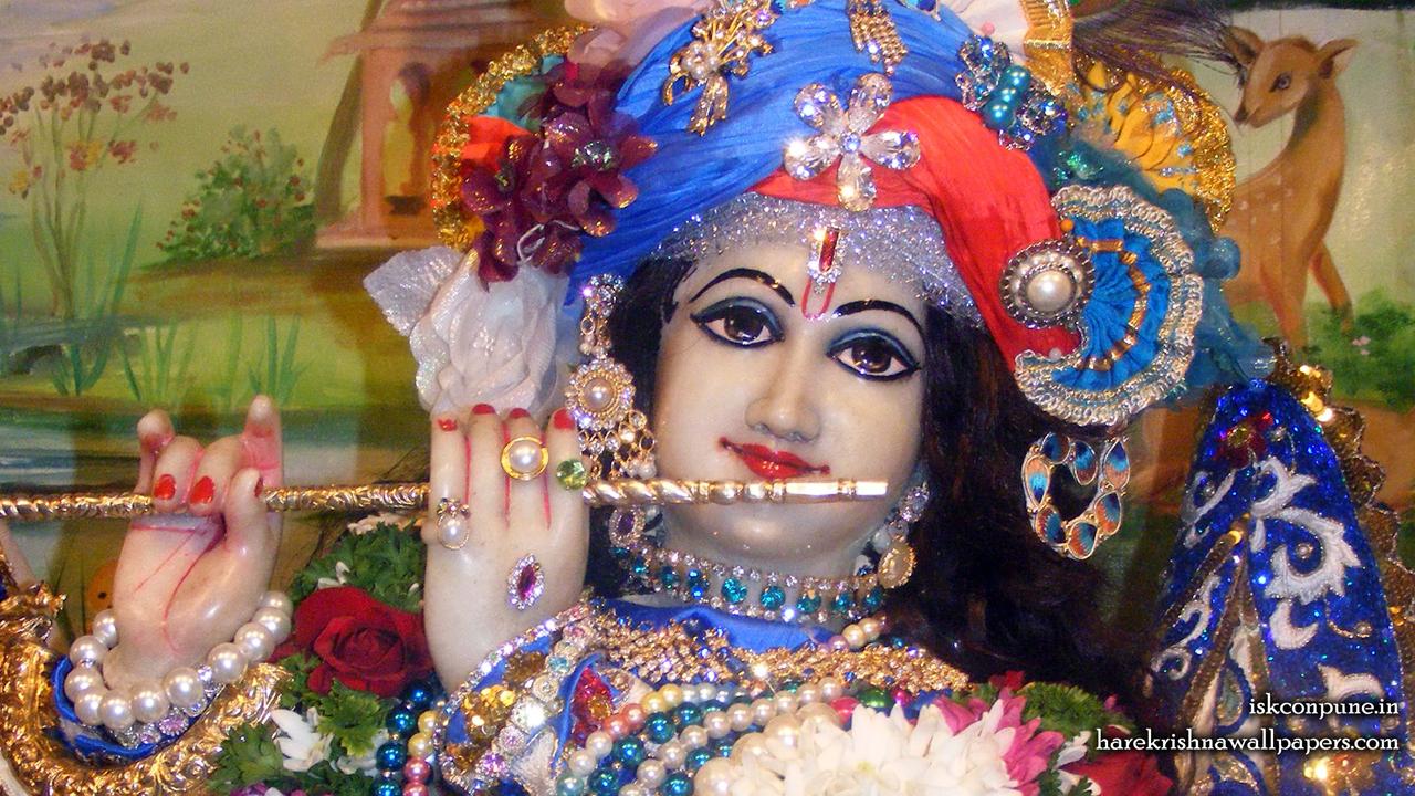 Sri Kunjabihari Close up Wallpaper (001) Size 1280x720 Download