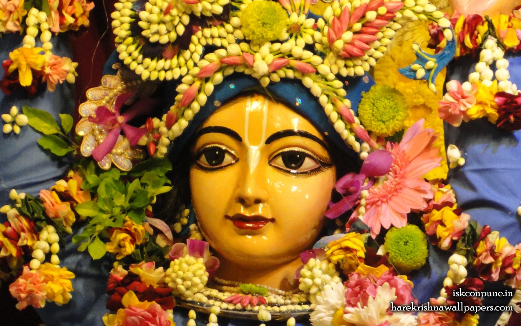 Sri Nitai Close up Wallpaper (001) Size 1680x1050 Download