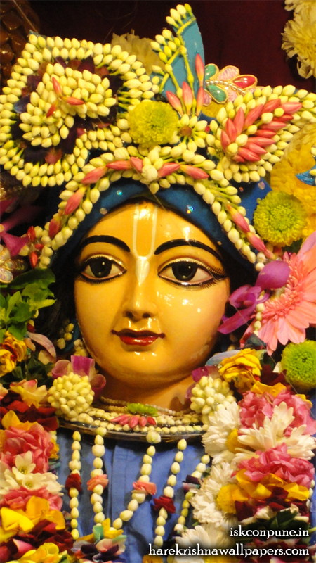 Sri Nitai Close up Wallpaper (001) Size 450x800 Download
