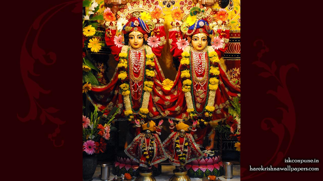 Sri Sri Gaura Nitai Wallpaper (001) Size 1280x720 Download